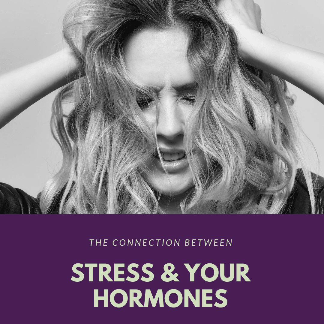 The Connection Between Stress and Your Hormones